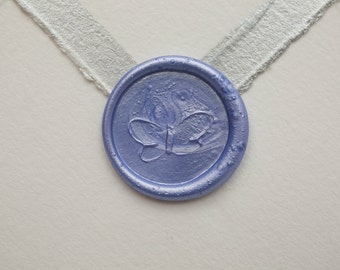 Butterfly Wax Seal