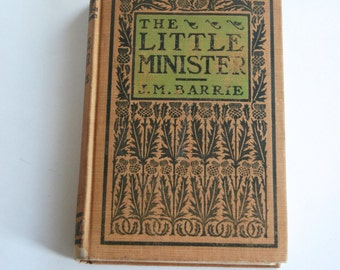 Antique Book, The Little Minister