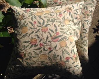 William Morris cushion