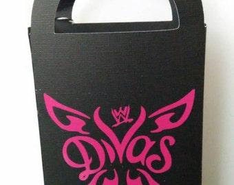 WWE Divas Party Favor Boxes, Set of 10