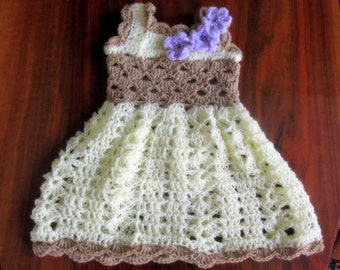 Crochet pattern , toddler  dress pattern,  girl dress  crochet dress easy pattern digital download instant download toddler crochet
