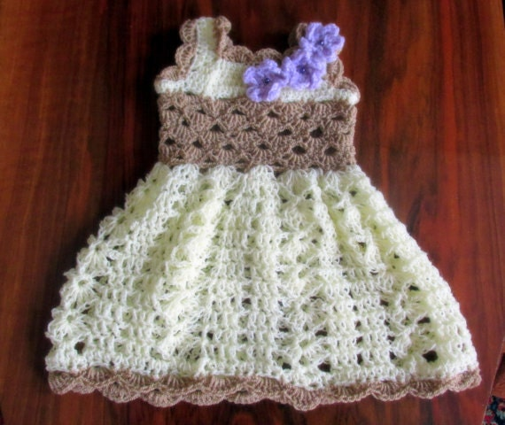 Crochet pattern toddler dress pattern girl dress crochet