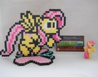 My Little Pony: FiM - Fluttershy Bead sprite