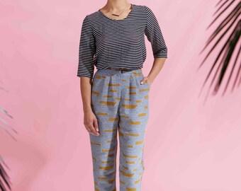 Blair Pants - Grey
