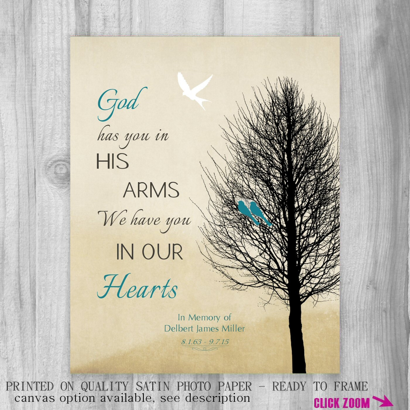Quotes For Departed Loved Ones: Remembrance Gift Condolence Gift Sympathy Gift Personalized