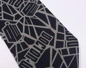 Doctor Who Logo Necktie...