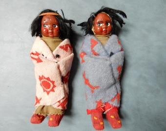 Skookum Dolls