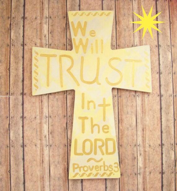 Large Wall Cross Christian Wall Decor Wood By