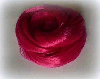 PREORDER Large 2oz Peony Nylon Doll Hair for OOAK Custom Monster High My Little Pony Blythe