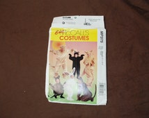 McCalls Halloween Costume Sewing Patterns MP375  Adults and Kids Animal Costumes