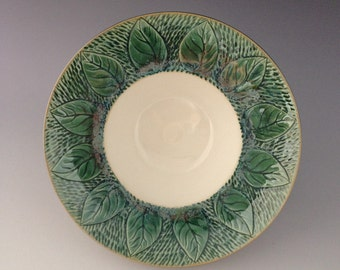 One of a Kind  Handmade Bowl Wheel Thrown by NorthWind Pottery