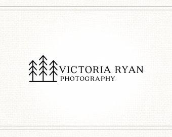 Logo Design, Custom Logo, Modern Logo, Logo Stamp, Photography Logo, Boho Logo Design, Business Logo, Premade Logo, Watermark Logo, L058