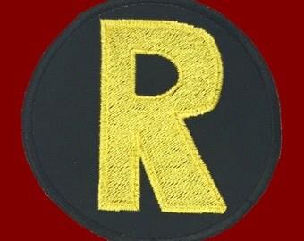 Young Justice Robin, Jason Todd - Tim Drake - Damian Wayne R Patch