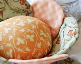 Blossom Pin Cushion - Peachy Picnic