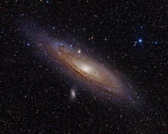 Andromeda Galaxy-  Print -Photo  Print
