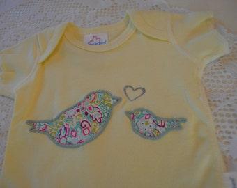Little Birdy Onesie/Shirt