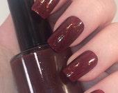 Vamp nail varnish - 10ml handmade indie nail polish