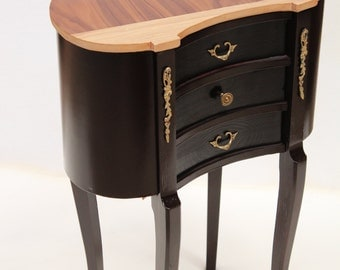 French provencial console - nightstand  (LUIE XV style)