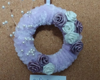Minitaure Wreath Ornament