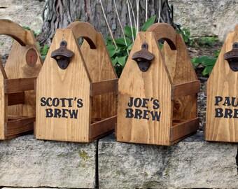 "Shop ""personalized beer bottle opener"" in Storage & Organization"