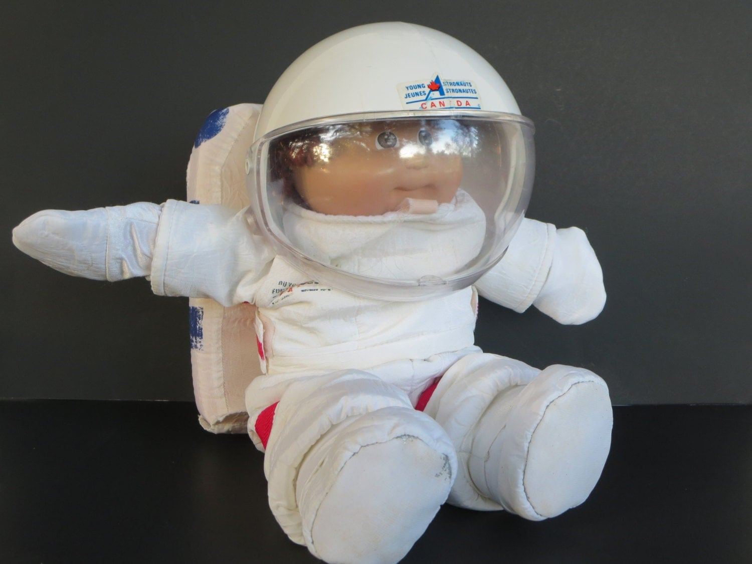 young astronauts cabbage patch doll - photo #36