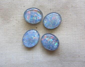 Natural Opal Triplet Cabochons 10x12