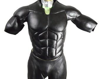 1989 Keaton Style Tim Burton Batman Chest Armor & Pants
