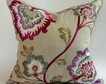 Manuel Canovas Samira Pillow Cover