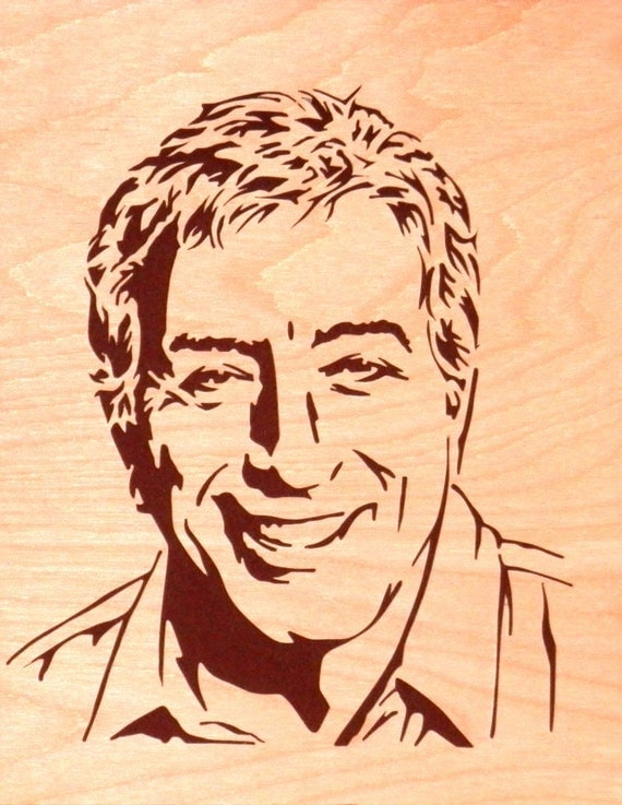 Scroll Saw Portraits: How to Turn Photographs Into Wooden ...