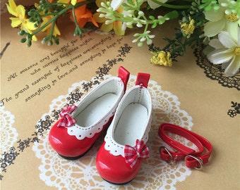 8M4-1/6 BJD YOSD Loli Shoes