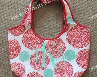 Monogrammed Tooshie Kooshie Tote Bag