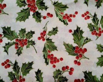 Timeless Treasures - Holiday - Design #CM7731 - Cotton Woven Fabric