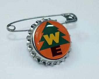 Disney UP WILDERNESS EXPLORER  bottle cap pin