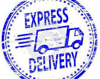 Upgrade to Express Shipping via Private Courier - uDazzle Supplies