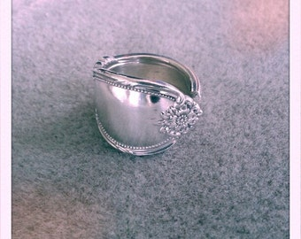 Spoon ring 1948 Remembrance