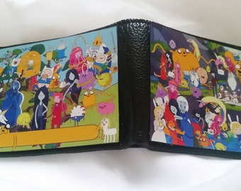 Adventure Time Bifold Wallet