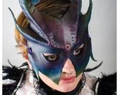 Mythos leather mask...