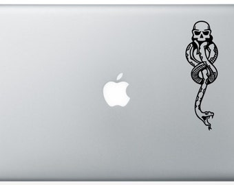 Dark Mark (Harry Potter) Laptop Decal