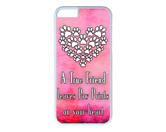 Paw Print Paws Pattern Case for iPhone 4 4s 5 5s 5c 6 6s 6 Plus iPod Touch case