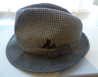 Vintage Dunn & Co Hat - Lovely!!