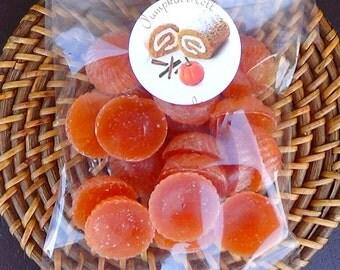 BUY 1 GET 1 FREE Pumpkin Roll Ultra Scented Mini Wax Melts