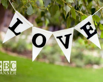 Love Banner, LOVE Wedding Banner, Love Letters Banner, LOVE Photo Banner, Large Banner, Wedding Decor, Love Wedding Garland
