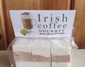 Irish Coffee Gourmet Marshmallows **Gluten Free**