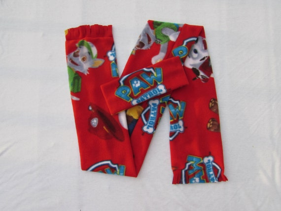 Paw Patrol fleece headband and scarf set size toddler and school age