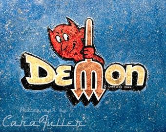 Dodge demon | Etsy