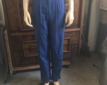 Vintage Cherokee Gingham Jeans