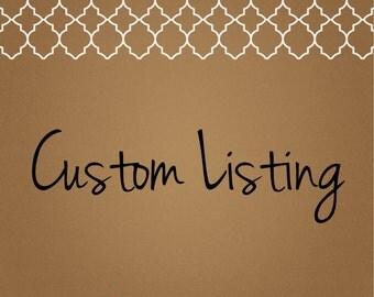 Custom Wedding Invite Set for Kayla