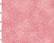 1/2 Yard Maywood Studios Graceful Moment's Scattered Dots 8119-R