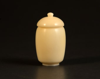 Tiny Tagua Nut Urn