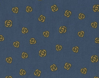 Asuka - Buds in Blue - Dear Stella (STELLA-474-BLUE)